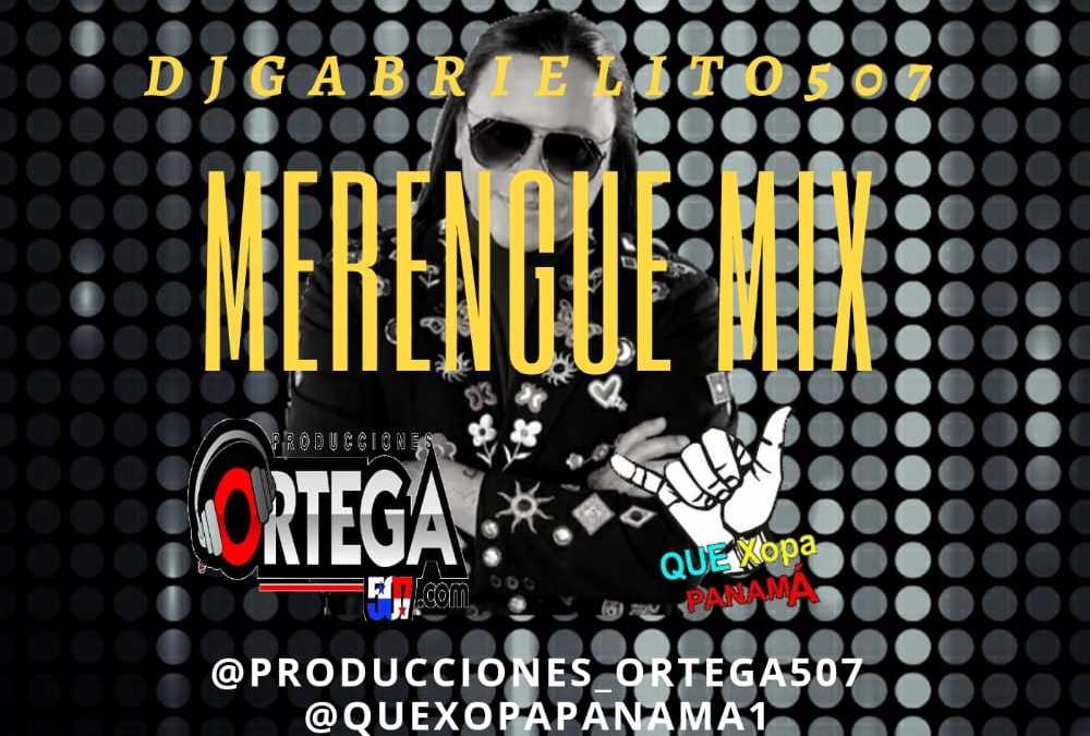 Merengue Mix-Dj Gabrielito 507
