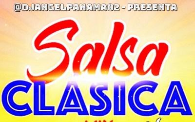 Salsa Clásica Mix-@DjAngelPanamá02