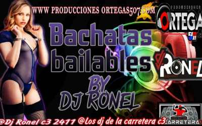 Bachatas Bailables By Dj Ronel