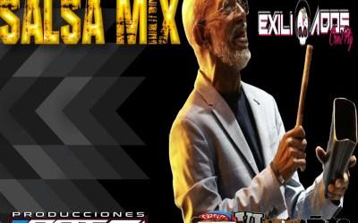 Mix Salsa By Vj Toño Ft Exiliados Crew
