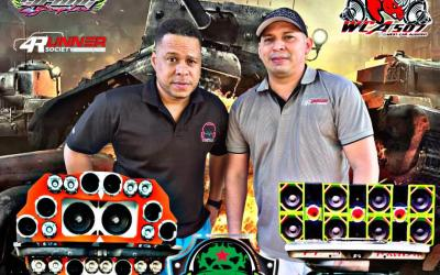 Comando Vietnamita By @4Runner_Society Mix Live-Dj Tomy Ft Dj Jimmy El Panda Truck