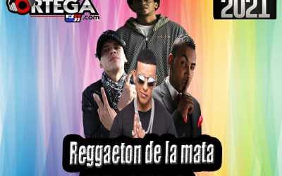 Reggaetón De La Mata Mix Vol.1-Dj Lasio Pirata Ft Dj Moy