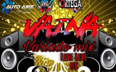 Variado Mix Leve Leve By Dj Lucho Panamá-El Taller De La Vaina