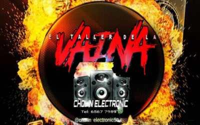 Variado Mix By Dj Lucho Panamá Ft Cholin Electronic 507