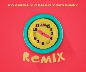 Am-Remix-Nio Garcia, J Balvin, Bad Bunny