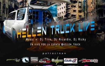 La Tanda Mix Live Parte 1 Hellen Truck-Dj Titin,Dj Ricardin,Dj Ricky,Dj Tony,Dj Martin Mal Querido