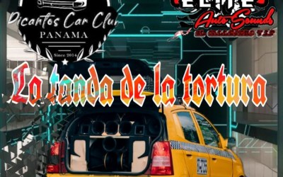 La Tanda De La Tortura,Elite Auto Sound By @ramsesdinamita