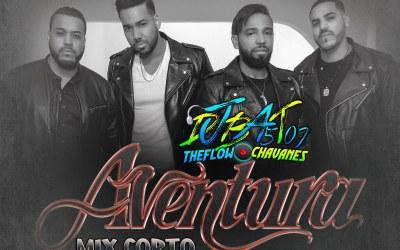 Aventura Mix Corto By DjBat507 TheFlowChavaNes