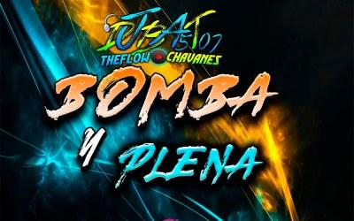 Bomba y Plena-@DjBat507 TheFlowChavaNes