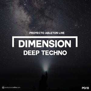 Proyecto para Ableton Live estilo deep techno