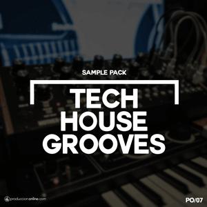 Libreria de sonidos para tech house