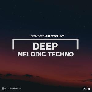 Proyecto para Ableton Live de melodic techno