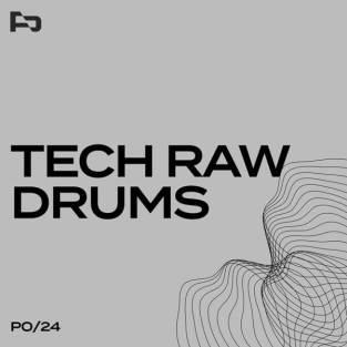 tech-raw-drums samples para tech house