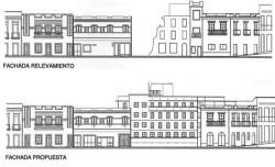 Covicivi. El proyecto de los arquitectos Raúl Vallés y Jesús Arguiñarena.
