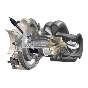 Turbosprezarka-Borg-Warner