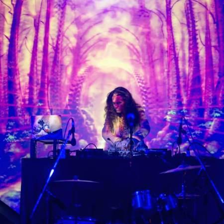 Gudni Gudnason DJ set at Fuji Rock 2016