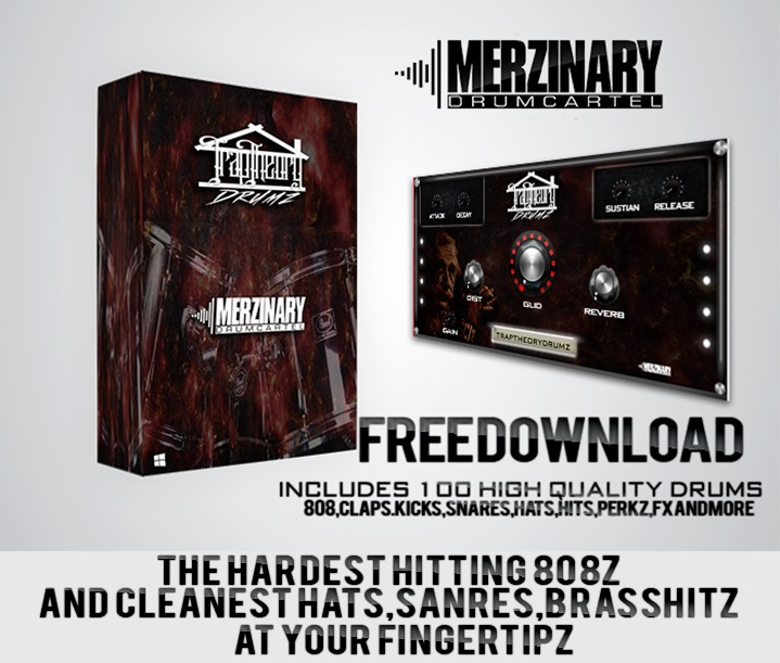 Trap Theory Drumz - VST (Win) - Producer Sources