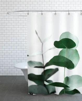 tropical no 6 shower curtain