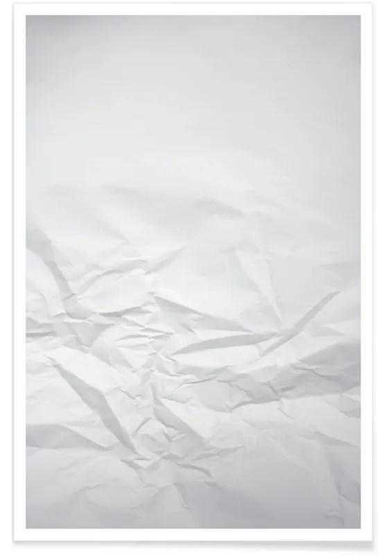 paper landscape poster