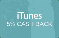 5% cash back