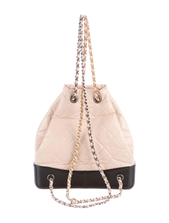 Chanel 2017 Gabrielle Backpack Handbags Cha189279