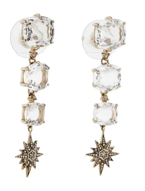 H. Stern Moonlight Crystal Earrings - Earrings - HST20036 ...