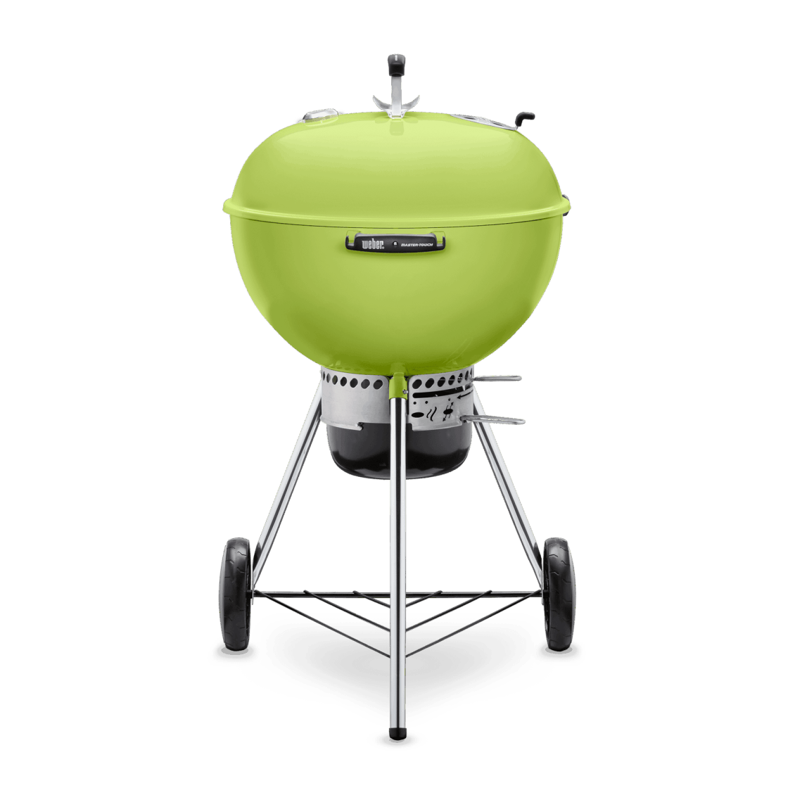 "Master-Touch Charcoal Grill 22"" View"