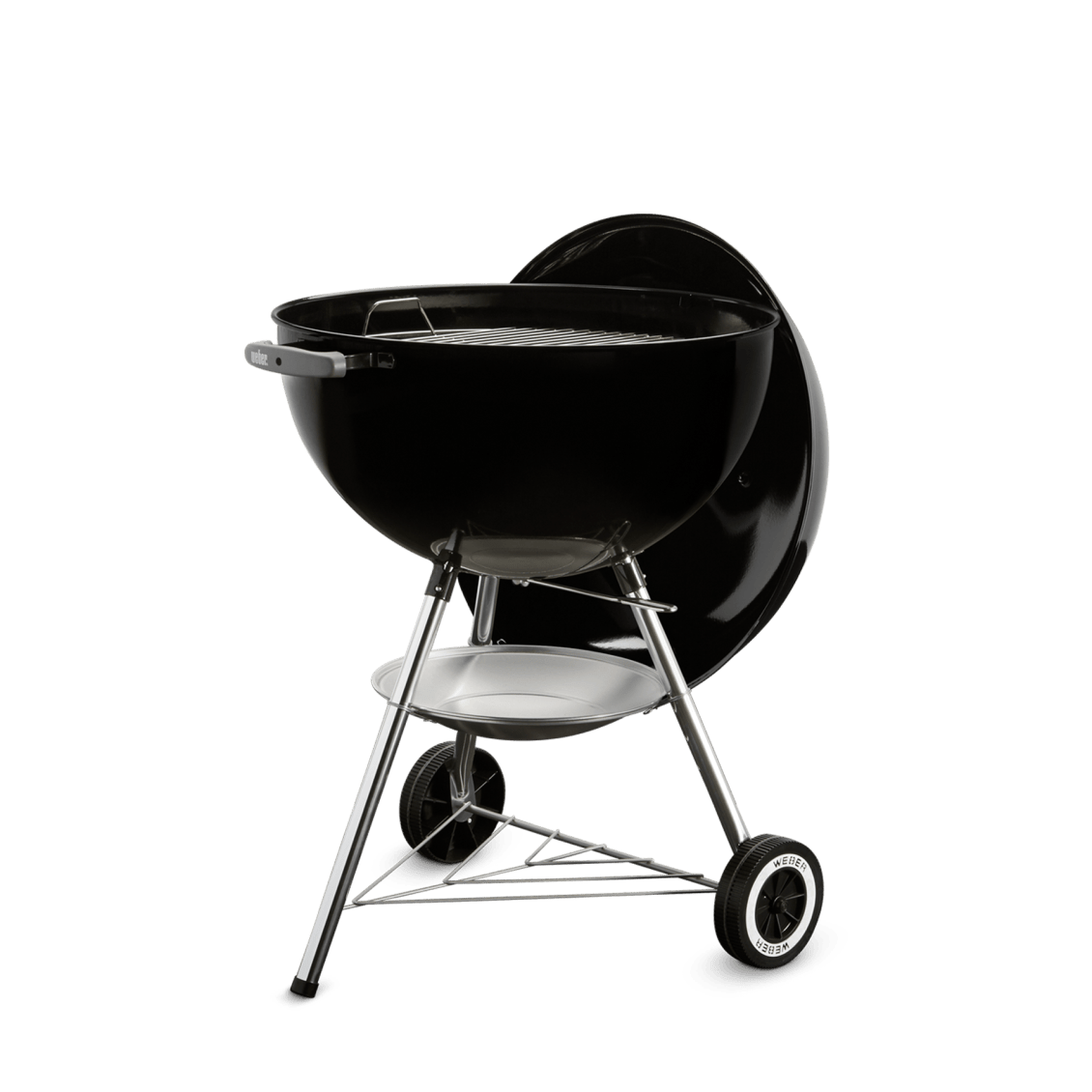 "Original Kettle Charcoal Grill 22"" View"