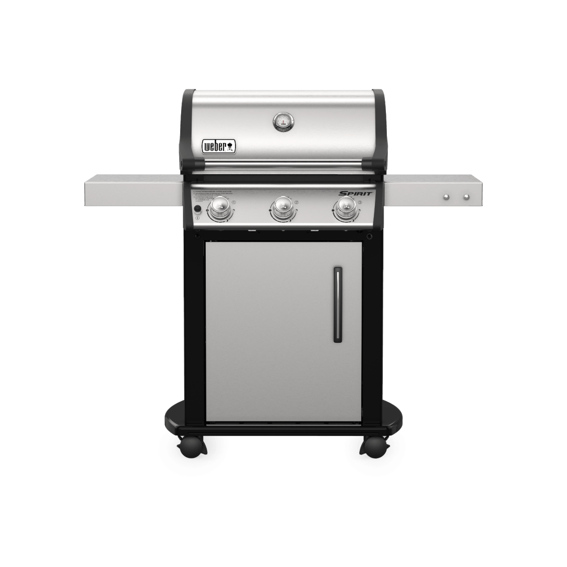 Spirit S-315 Gas Grill View
