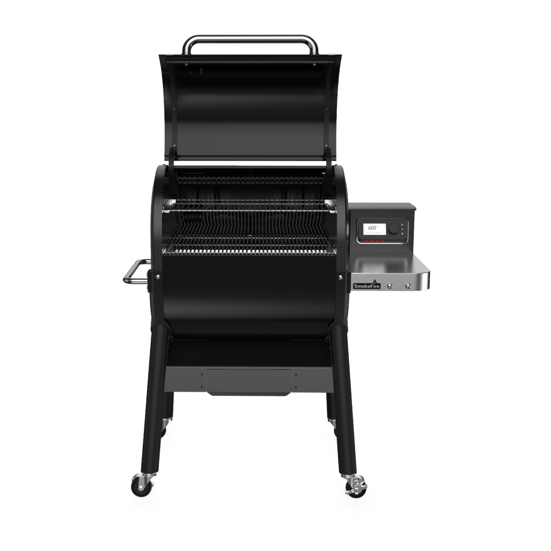 SmokeFire EX4 Wood Fired Pellet Grill View