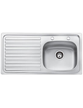 stainless steel kitchen sinks strong