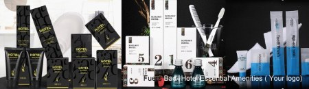 Fuers Bad- Hotel Essential Amenities ( Your logo)