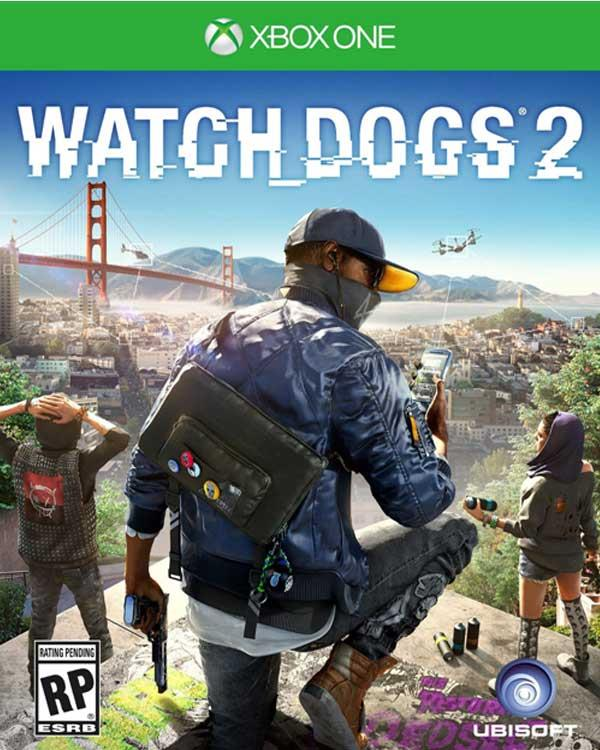 Product details Watch Dogs 2 XBOX ONE Watch Dogs 2 XBOX ONE