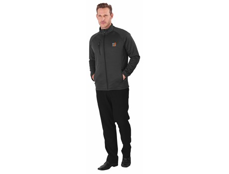 GP-7452 Gary Player Mens Laurel Oak Softshell Jacket