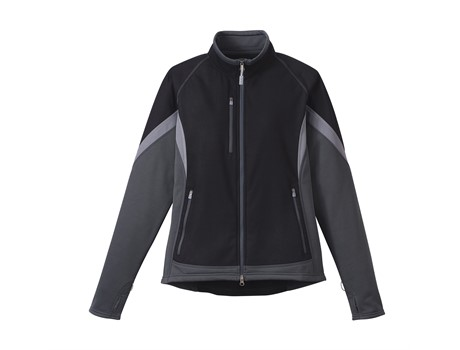 ELE-4025 Elevate Jozani Ladies Hybrid Softshell Jacket