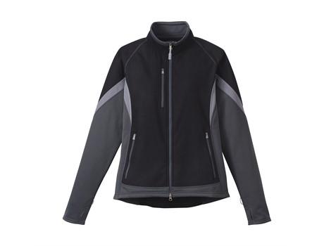 ELE-4025 Elevate Jozani Ladies Hybrid Softshell Jacket