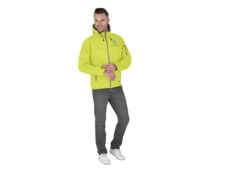 SLAZ-816 Slazenger Catalyst Mens Softshell Jacket