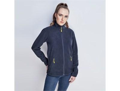 Ladies Oslo Micro Fleece Jacket
