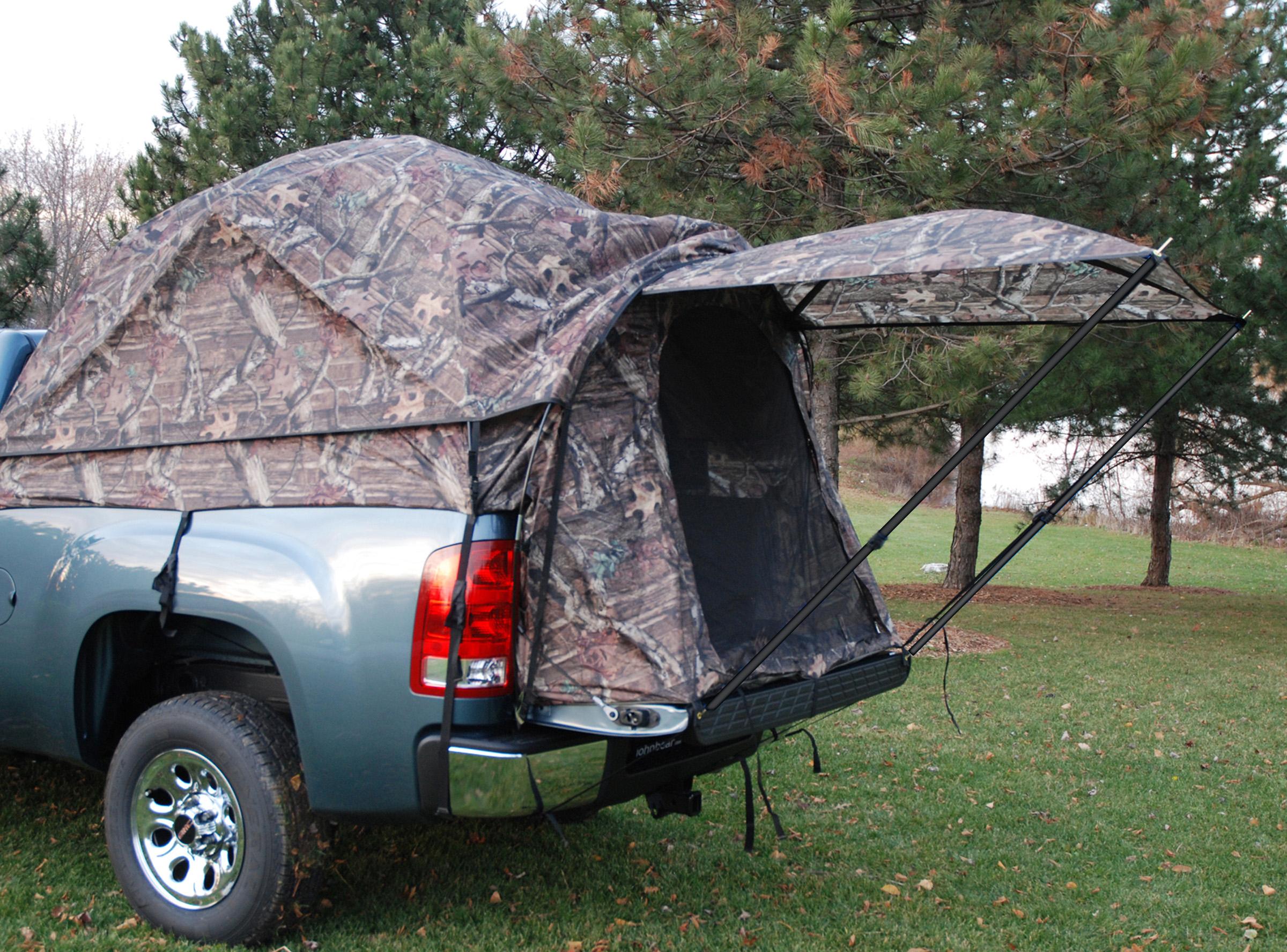Napier Outdoors Camp Truck Tent Full Size Short Box