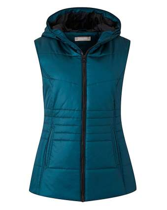 Fashion World Padded Gilet TEAL