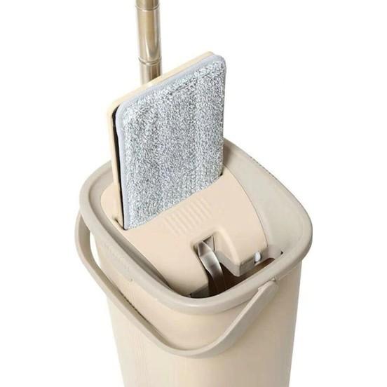 Spin Mop Tablet Mop Temizlik Kova Seti