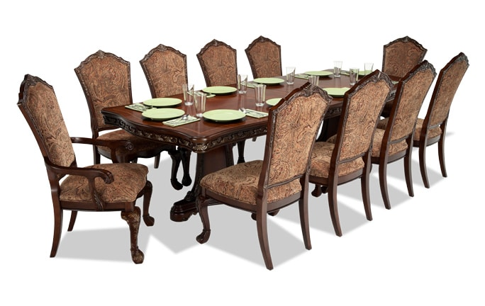 Gatsby Round 5 Piece Dining Set With Side Chairs Bobs
