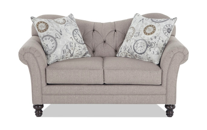 Timeless Loveseat   Bob s Discount Furniture Timeless Loveseat