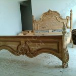 Double Beds Cots Mbk Wood Carving Works 08042753759 Hyderabad