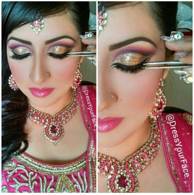 Indian Makeup For Birthday Party