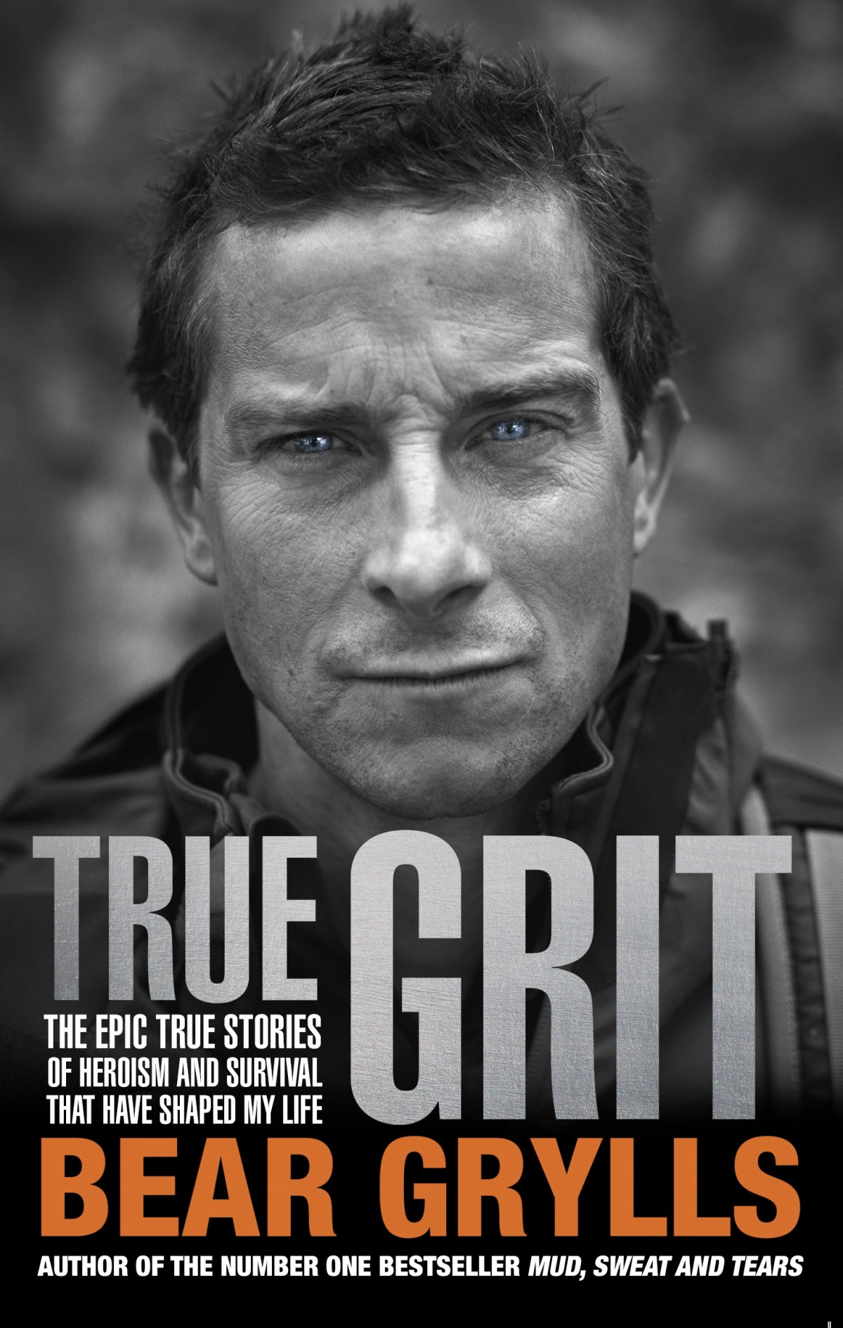 Book Review True Grit Bear Grylls Product In Heels