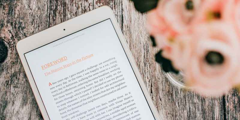 Product Review Amazon Kindle