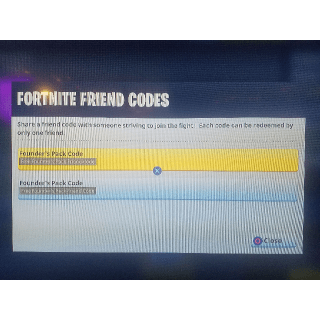 Fortnite Friend Codes PS4 PS4 Games Gameflip