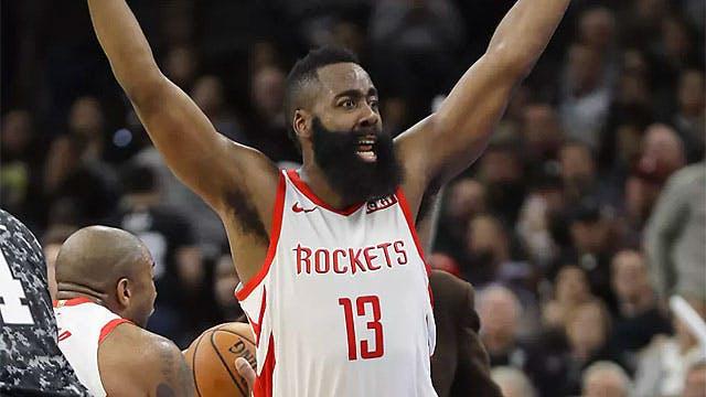 Début de saison catastrophique pour Houston! Les Rockets ...