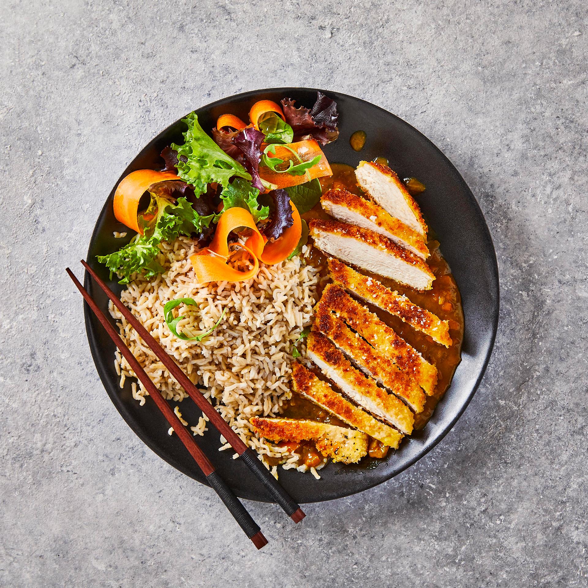 Chicken Katsu Curry Recipe Gousto